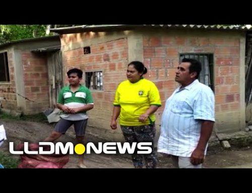 AHORA EN COLOMBIA LA LUZ DEL MUNDO MITIGA EL HAMBRE.