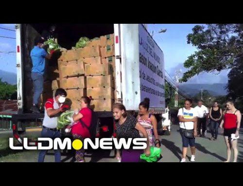 IMPRESIONANTE AYUDA DE LA IGLESIA LA LUZ DEL MUNDO EN COSTA RICA.