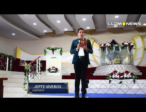 JEPTE VIVEROS – Tema: Tu vida diste.